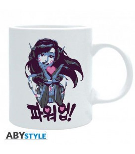 "OVERWATCH - MUG/TAZZA 320ML ""D.VA"""