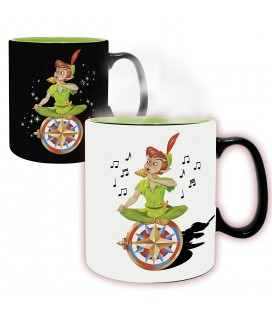 DISNEY - PETER PAN -HEAT CHANGE MUG/TAZZA TERMICA - 460 ML