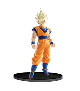 Action Figure Goku Super Saiyan - Dragon Ball Z - 16 cm - Colosseum 2 Banpresto