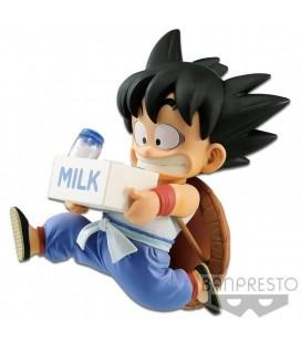 "Action Figure Son Goku ""Kid Milk"" - Dragon Ball Z - WFC Banpresto"