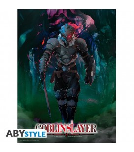 Poster Goblin Slayer (52X38 Cm) - Wallpaper - Abystyle - Ufficiale