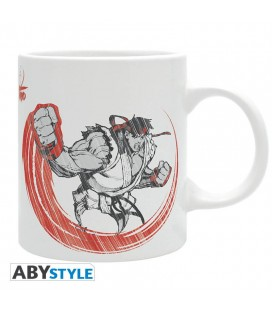 Tazza Street Fighter Ryu Vs. Akuma - 320 Ml - Abystyle