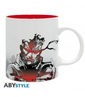 "Tazza Metal Gear Solid ""Solid Snake""- 320 ml - Abystyle"