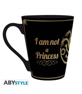 "GAME OF THRONES - MUG/TAZZA 340ML ""TARGARYEN I'M NOT A PRINCESS"""