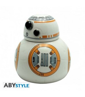 "STAR WARS - MUG/TAZZA 3D ""BB8"""