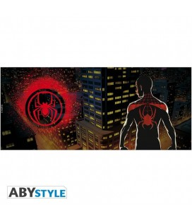 "Tazza Spiderman ""Street Miles Morales"" - 320 ml - Abystyle"