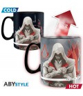 """Tazza Termosensibile Assassin's Creed """"The Assassins"""" - 460 ml - Abystyle"""
