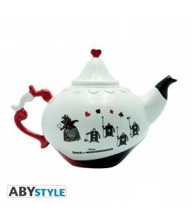 Teiera Alice Disney - Regina di Cuori - teapot 1200 ml - Abystyle