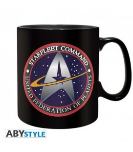 "STAR TREK - MUG/TAZZA 460ML ""STARFLEET COMMAND"""