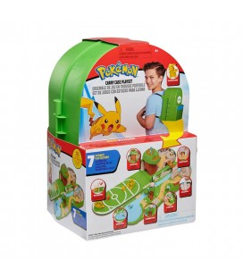 Zaino Carry Case Playset Pokemon - set da gioco - Boti