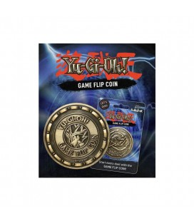 Moneta ufficiale Yu-Gi-Oh! - Limited edition Game flip coin - Fanattik