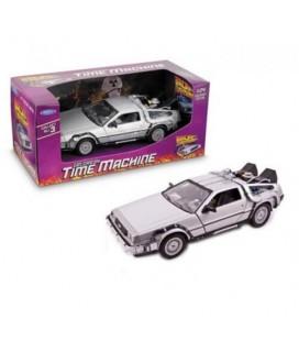 Replica DeLorean - Back to the Future - 1:24 Diecast Model Coupè - Welly