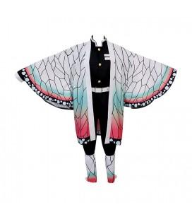 Costume Completo Per Cosplay Della Vendicatrice Ammazzademoni - Include Tutti Gli Accessori - Pidak Shop