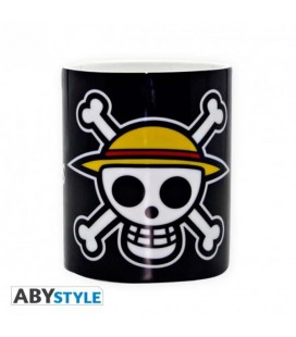 "ONE PIECE - MUG/TAZZA 460ML ""LUFFY'S PIRATES"""