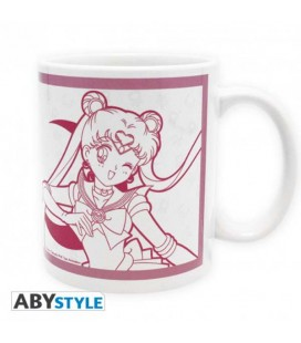 "SAILOR MOON - MUG/TAZZA 320ML ""SAILOR MOON & LUNA"""