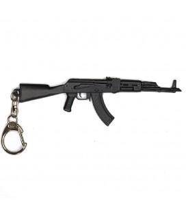 Portachiavi in Metallo a Forma di Fucile d'Assalto Sovietico - Pidak Shop