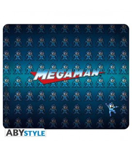 "MEGAMAN - MOUSEPAD - ""DIE AND RETRY"""