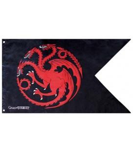 GAME OF THRONES - BANDIERA/FLAG -TARGARYEN
