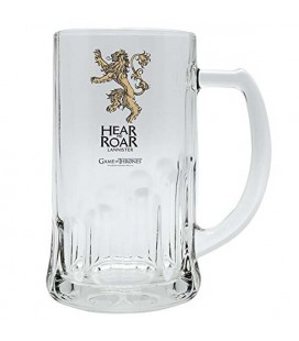 GAME OF THRONES - BOCCALE/TANKARD 50CL - LANNISTER