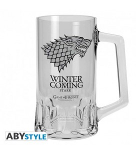 GAME OF THRONES - BOCCALE/TANKARD 50CL - STARK