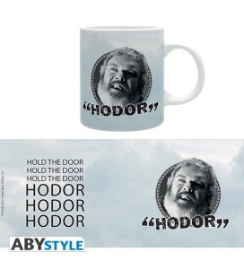 GAME OF THRONES - MUG/TAZZA 320ML - HODOR