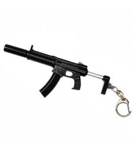 Portachiavi in Metallo a Forma di Fucile d'Assalto Americano - Pidak Shop