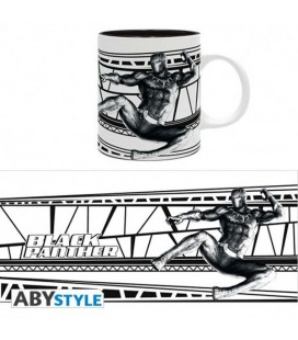 "MARVEL - MUG/TAZZA 320ML - ""BLACK PANTHER WAKANDA"""