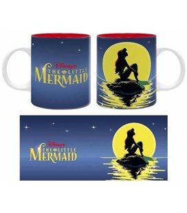 La Sirenetta - Abystyle - Disney - Little Mermaid - Mug Tazza 320 Ml - Ceramica