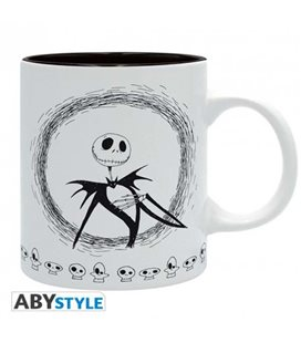 Tazza Jack Nightmare Before Christmas - Disney - Classic Mug - 320 Ml - Abystyle