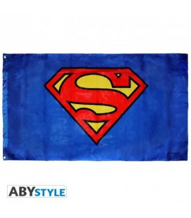 "DC COMICS - FLAG/BANDIERA ""SUPERMAN"""