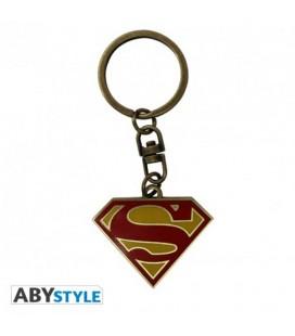 "DC COMICS - KEYRING/PORTACHIAVI ""LOGO SUPERMAN"""