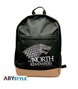 Game Of Thrones - Backpack/Zaino - Stark
