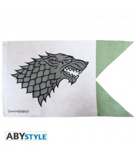 "GAME OF THRONES - FLAG/BANDIERA ""STARK"""