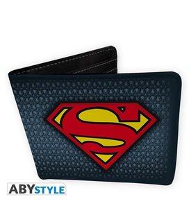 Superman - Portafoglio/Wallet - Logo Superman