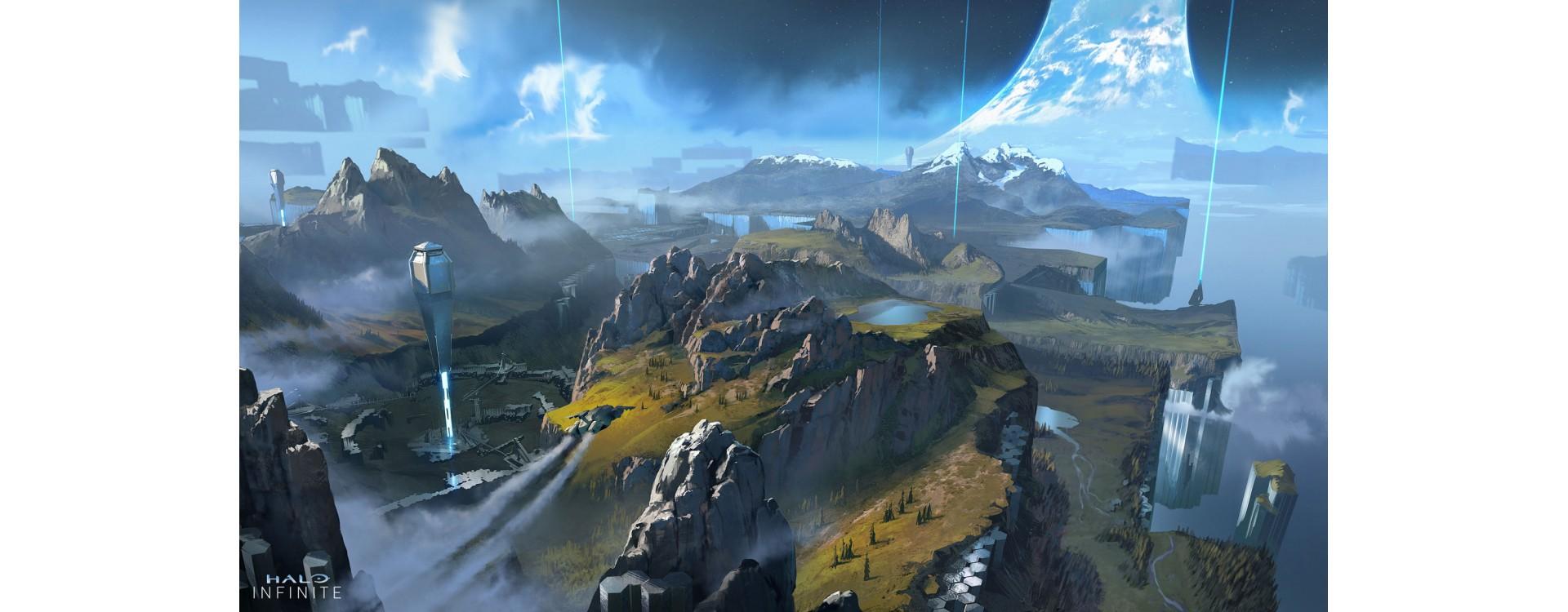 Halo Infinite - 5 indizi sull'uscita
