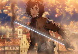 Attack on Titan - Le eroine femminili