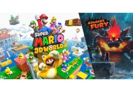 Super Mario 3D World + Bowser'S Fury - La nuova avventura per Switch